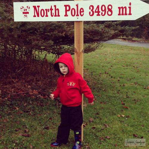 Grayson-at-the-North-Pole