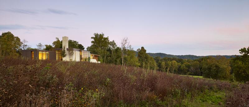 House at Fletcher's Mill, photo copyright Tom Arban Photography, Inc.
