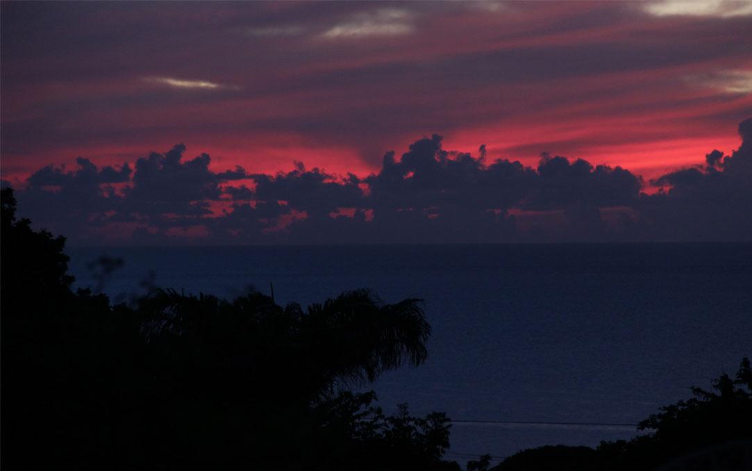 gratuitous sunset