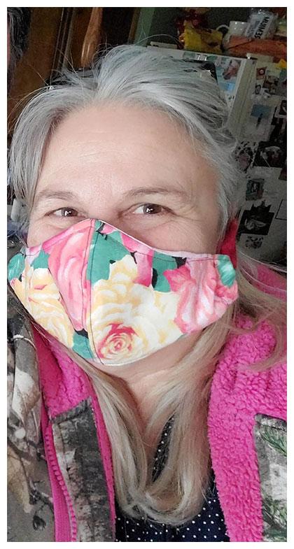Stephanie Mask