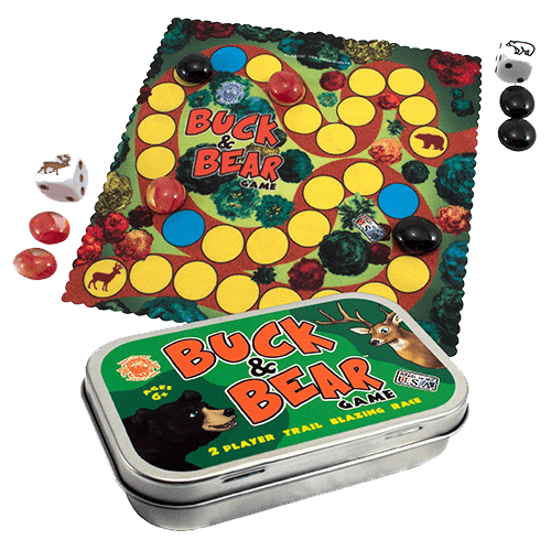 Buck And Bear Game