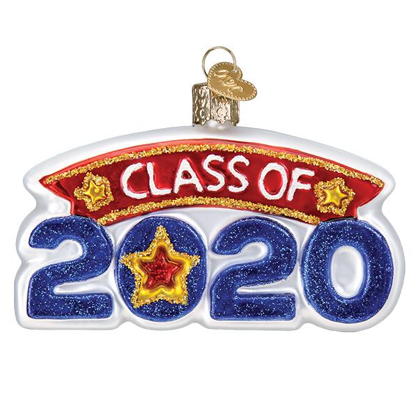 2020 Old World Ornaments