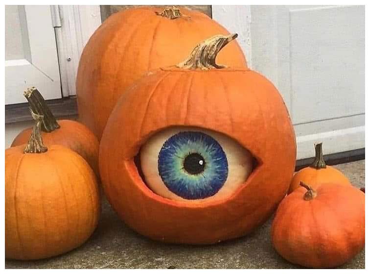 Pumpkin Eye