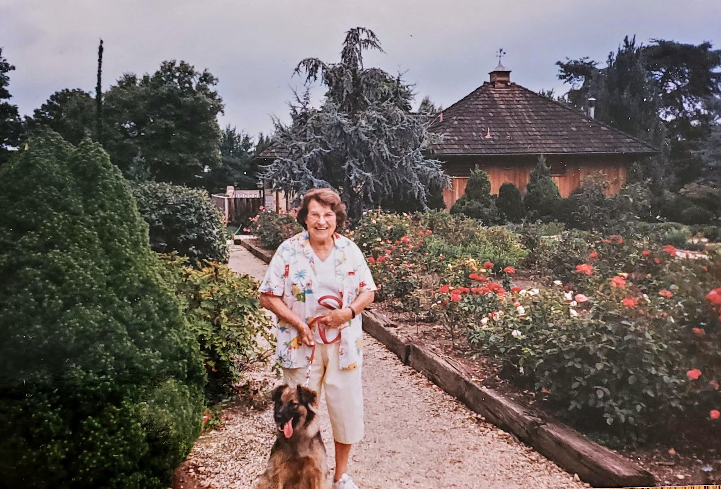 Rose Behnke The Happy Wanderer