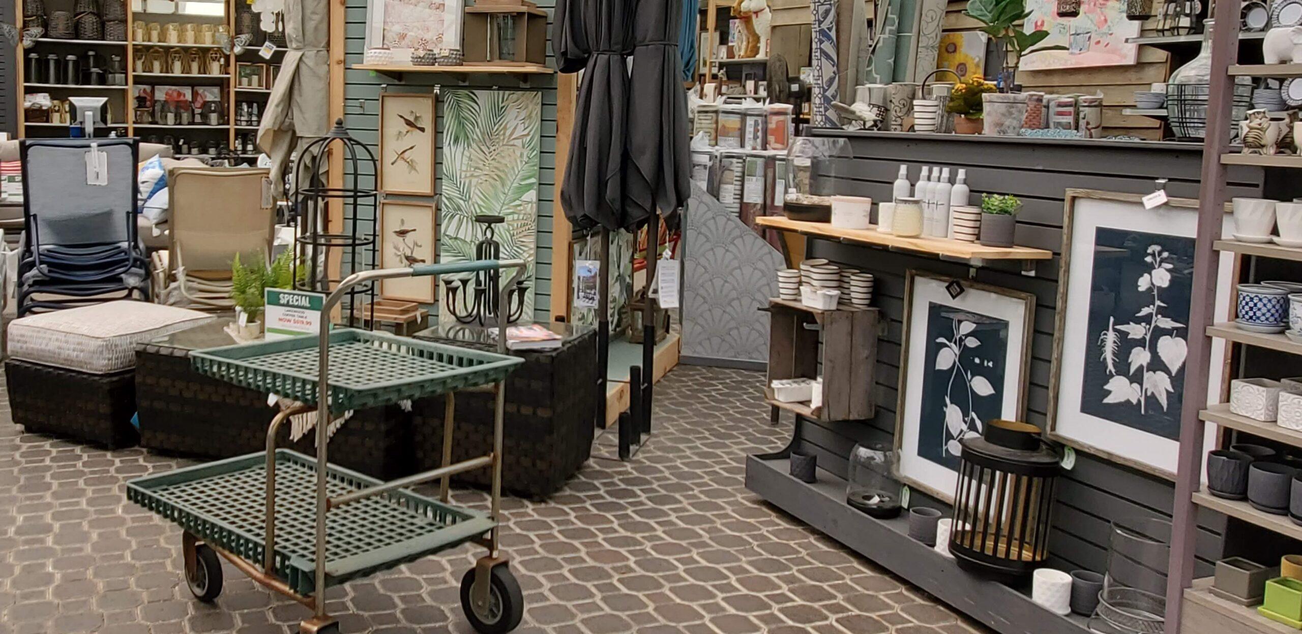Homestead Gardens Gift Shop