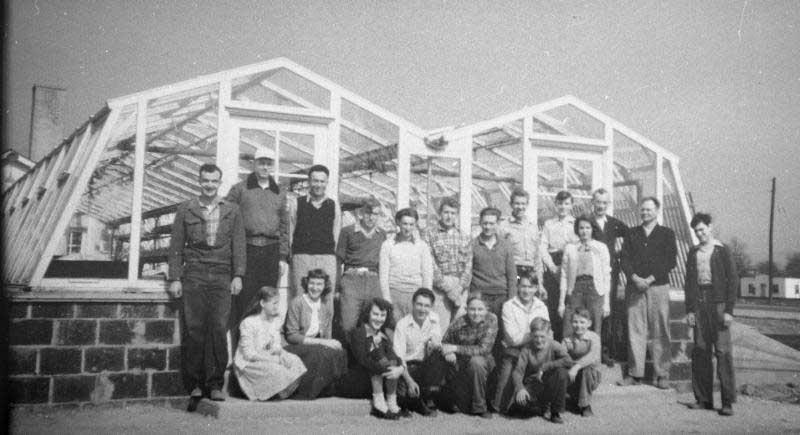 Behnke Employees 1940s